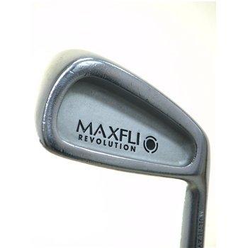 MaxFli Dunlop REVOLUTION BLACK Iron Set Preowned Golf Club