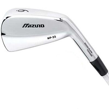 Mizuno MP-33 Iron Set Preowned Golf Club