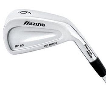 Mizuno MP-60 Iron Set Preowned Golf Club
