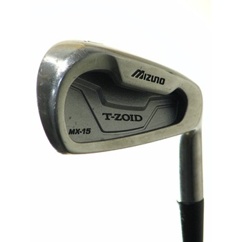 Mizuno MX-15 Iron Set Preowned Golf Club
