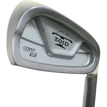 Mizuno T-ZOID COMP EZ Iron Set Preowned Golf Club