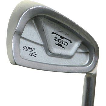Mizuno T-ZOID COMP EZ Iron Set Preowned Golf Club