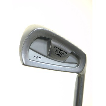 Mizuno T-ZOID PRO FORGED Iron Set Preowned Golf Club