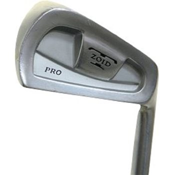 Mizuno T-ZOID PRO FORGED Iron Set Preowned Clubs