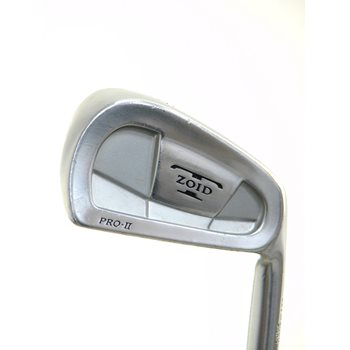 Mizuno T-ZOID PRO II FORGED Iron Set Preowned Golf Club