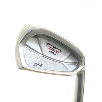 Mizuno T-ZOID SURE Iron Set Preowned Golf Club