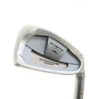 Mizuno T-ZOID TI Iron Set Preowned Golf Club