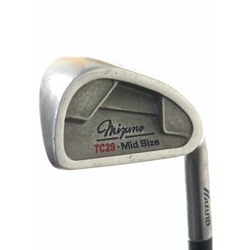 Mizuno TC 29 Iron Set Preowned Golf Club
