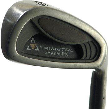 Orlimar TRIMETAL 3-PW Iron Set Preowned Golf Club