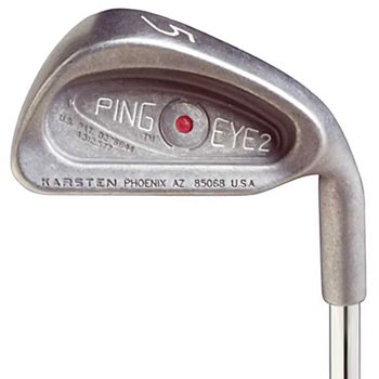 Ping EYE 2 Iron Set Preowned Clubs