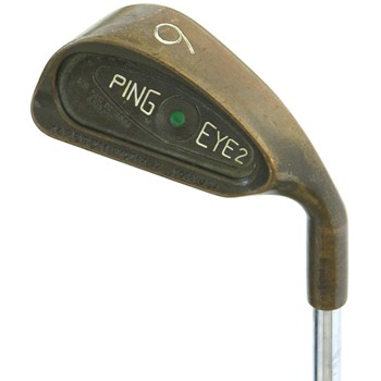 Ping EYE 2 BERYLLIUM COPPER Iron Set Preowned Golf Club