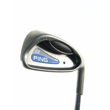 Ping G2 HL Iron Set Preowned Golf Club