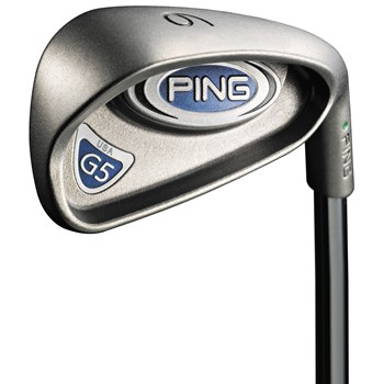Ping G5 Iron Set Preowned Golf Club