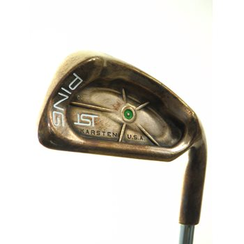 Ping ISI BERYLLIUM COPPER Iron Set Preowned Golf Club