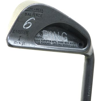 Ping KARSTEN I Iron Set Preowned Golf Club