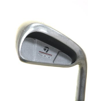 TaylorMade 200 STEEL Iron Set Preowned Golf Club