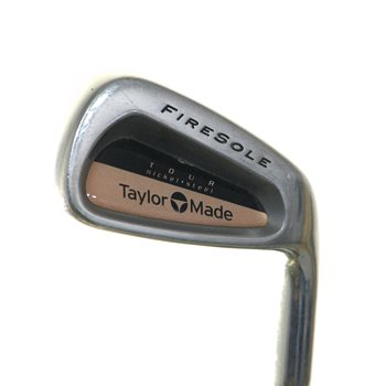 TaylorMade Firesole TOUR Iron Set Preowned Golf Club