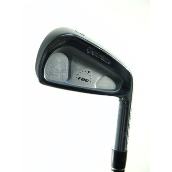 TaylorMade rac Forged CB TP Iron Set Preowned Golf Club