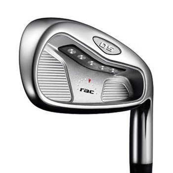 TaylorMade rac OS 2005 Iron Set Preowned Golf Club