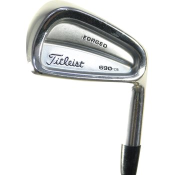 Titleist 690.CB FORGED Iron Set Preowned Golf Club