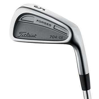 Titleist 704.CB Iron Set Preowned Golf Club