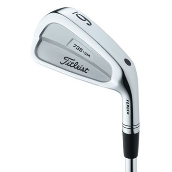 Titleist 735.CM FORGED Iron Set Preowned Golf Club