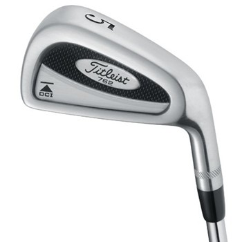 Titleist DCI 762 Iron Set Preowned Golf Club
