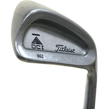 Titleist DCI 962 Iron Set Preowned Golf Club