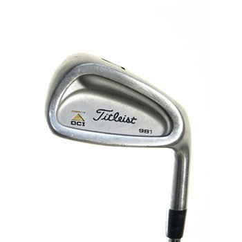 Titleist DCI 981 Iron Set Preowned Golf Club