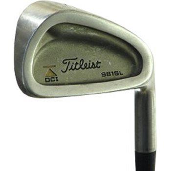 Titleist DCI 981SL Iron Set Preowned Golf Club
