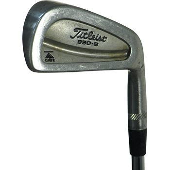 Titleist DCI 990B Iron Set Preowned Golf Club