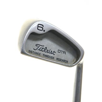 Titleist DTR Iron Set Preowned Golf Club