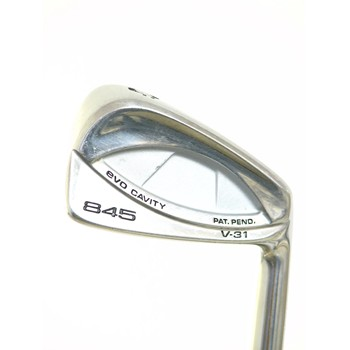 Tommy Armour 845 EVO V-31 Iron Set Preowned Golf Club