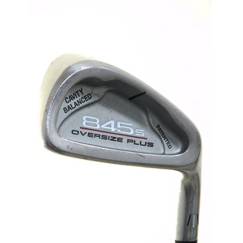 Tommy Armour 845s OVERSIZE Iron Set Preowned Golf Club