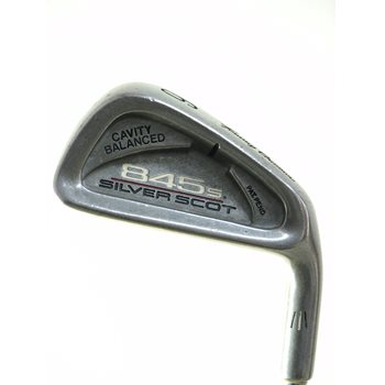 Tommy Armour 845s SILVER SCOT Iron Set Preowned Golf Club