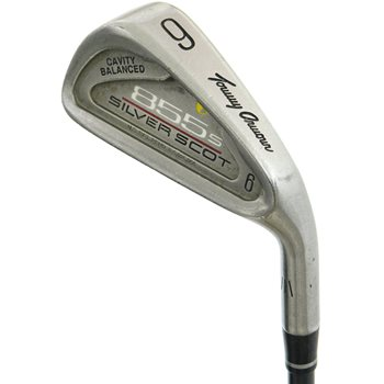 Tommy Armour 855s SILVER SCOT Iron Set Preowned Golf Club