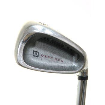 Wilson DEEP RED Iron Set Preowned Golf Club
