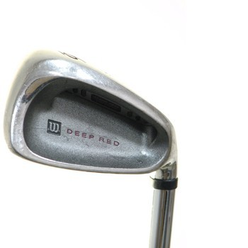 Wilson DEEP RED Iron Set Preowned Golf Club