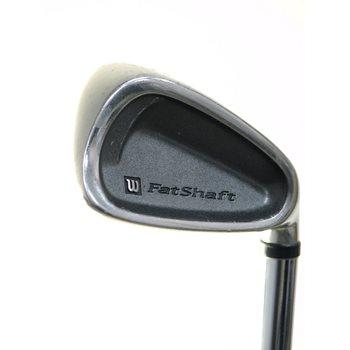 Wilson FAT SHAFT III Iron Set Preowned Golf Club