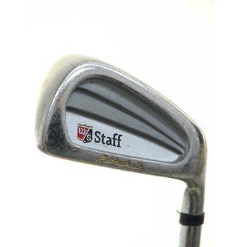 Wilson R. MENDRALLA Iron Set Preowned Golf Club