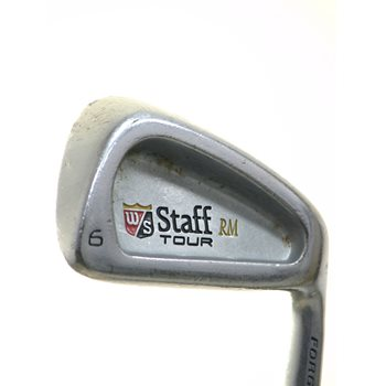 Wilson RM FORGED Iron Set Preowned Golf Club