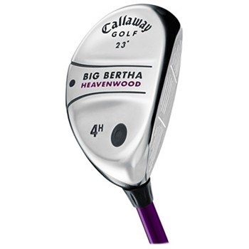 Callaway BIG BERTHA HEAVENWOOD Hybrid Preowned Golf Club