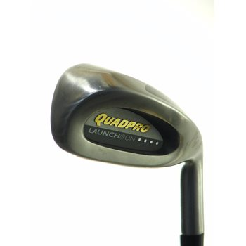 Cleveland QuadPro Launch Iron Hybrid Preowned Golf Club