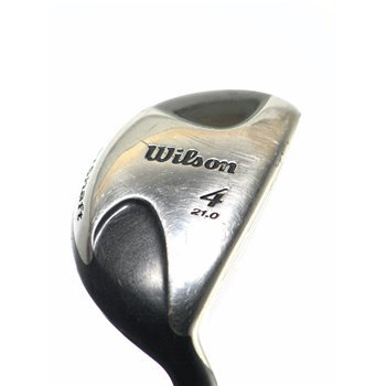 Wilson FAT SHAFT HYBRID Hybrid Preowned Golf Club