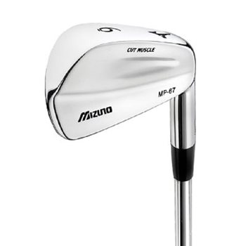 Mizuno MP 67 Iron Set Preowned Golf Club