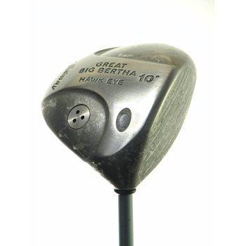 Callaway GREAT BIG BERTHA HAWK EYE Driver Preowned Golf Club
