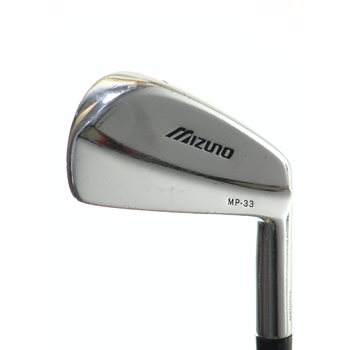 Mizuno MP-33 Iron Individual Preowned Golf Club