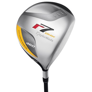 TaylorMade r7 Draw Driver Preowned Golf Club