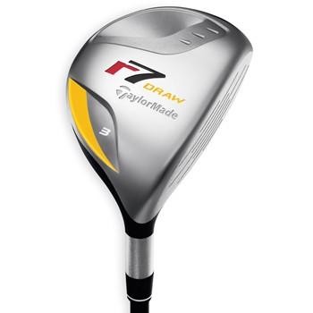 TaylorMade r7 Draw Fairway Wood Preowned Golf Club