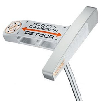 Titleist Scotty Cameron Detour Putter Preowned Golf Club